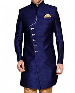 Modern Sherwani 84a- Pakistani Sherwani Suit for Groom