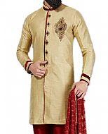 Modern Sherwani 85- Pakistani Sherwani Dress