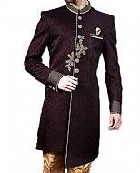 Modern Sherwani 87- Pakistani Sherwani Suit for Groom