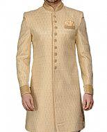 Modern Sherwani 90- Pakistani Sherwani Dress