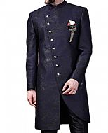 Modern Sherwani 94- Pakistani Sherwani Dress