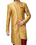 Modern Sherwani 96- Pakistani Sherwani Dress