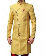 Modern Sherwani 98- Pakistani Sherwani Suit for Groom
