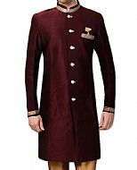 Modern Sherwani 99- Pakistani Sherwani Suit for Groom