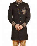 Modern Sherwani 102- Pakistani Sherwani Dress