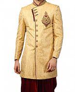 Modern Sherwani 109- Pakistani Sherwani Suit for Groom