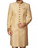 Modern Sherwani 111- Pakistani Sherwani Suit for Groom