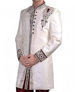 Modern Sherwani 116- Pakistani Sherwani Suit for Groom