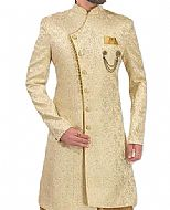 Modern Sherwani 117- Pakistani Sherwani Suit for Groom