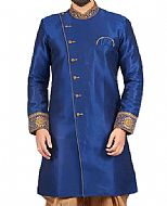 Modern Sherwani 124- Pakistani Sherwani Dress