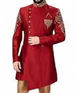 Modern Sherwani 126- Pakistani Sherwani Dress
