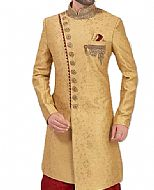 Modern Sherwani 131- Pakistani Sherwani Suit for Groom