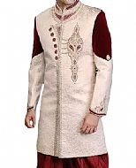 Modern Sherwani 132- Pakistani Sherwani Dress