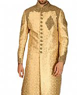Modern Sherwani 133- Pakistani Sherwani Suit for Groom