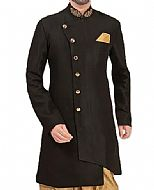Modern Sherwani 134- Pakistani Sherwani Dress