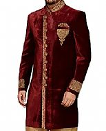 Modern Sherwani 135- Pakistani Sherwani Suit for Groom