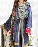 Purple Lawn Suit- Pakistani Lawn Dress