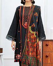 Black Jacquard Suit- Pakistani Lawn Dress