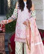 Pink Lawn Suit- Pakistani Designer Lawn Dress