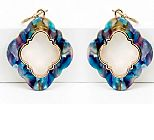 Women Earrings - Multicolor