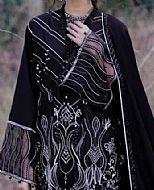 Black Linen Suit- Pakistani Winter Clothing