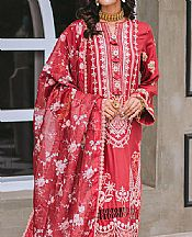 Brink Pink Linen Suit- Pakistani Winter Clothing