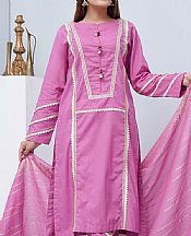 Hot Pink Cotton Suit- Pakistani Winter Clothing