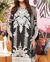 Black Dobby Suit- Pakistani Lawn Dress