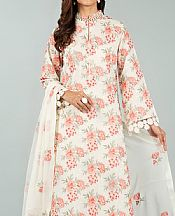 White Karandi Suit- Pakistani Winter Clothing