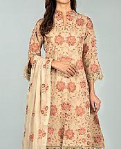 Tan Karandi Suit- Pakistani Winter Clothing