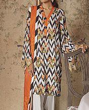 White Linen Suit- Pakistani Winter Dress