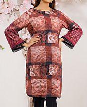 Brick Lawn Kurti- Pakistani Lawn Dress