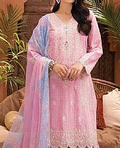 Light Pink Jacquard Suit- Pakistani Winter Clothing