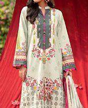 Light Pistachio Cambric Suit- Pakistani Lawn Dress