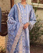 Lavender Jacquard Suit- Pakistani Lawn Dress