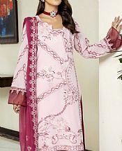 Baby Pink Swiss Lawn Suit- Pakistani Lawn Dress