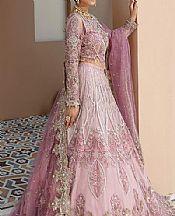 Baby Pink Net Suit- Pakistani Chiffon Dress