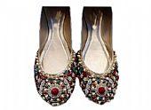 Ladies Khussa- Multicolor- Khussa Shoes for Women