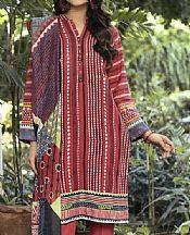 Brink Pink Khaddar Suit- Pakistani Winter Dress