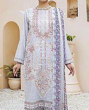 Lilac Lawn Suit- Pakistani Designer Lawn Dress