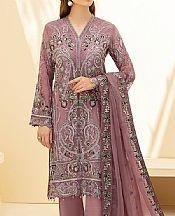 Tea Rose Chiffon Suit- Pakistani Chiffon Dress
