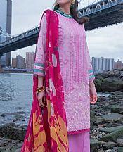 Orchid Lawn Suit- Pakistani Lawn Dress