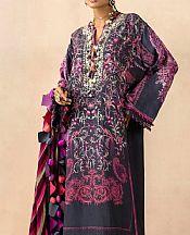 Teal Grey Slub Suit- Pakistani Winter Clothing