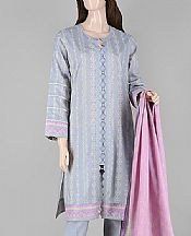 Lilac Cambric Suit- Pakistani Winter Clothing