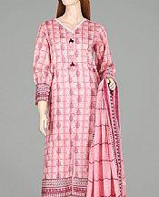 Pink Lawn Suit- Pakistani Designer Lawn Dress