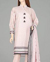 Baby Pink Lawn Suit- Pakistani Lawn Dress