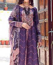 Indigo Lawn Suit- Pakistani Lawn Dress
