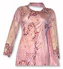 Pink Net Suit