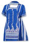 Blue Georgette Suit- Pakistani Casual Clothes