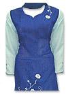 Royale Blue Georgette Suit